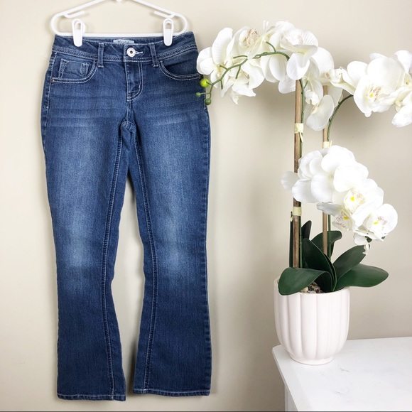 Mudd Other - *3 FOR $15* Girls Mudd Jeans Bootcut 10